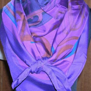 Bouclerie d'Attelage Hermes Dip Dye Shawl