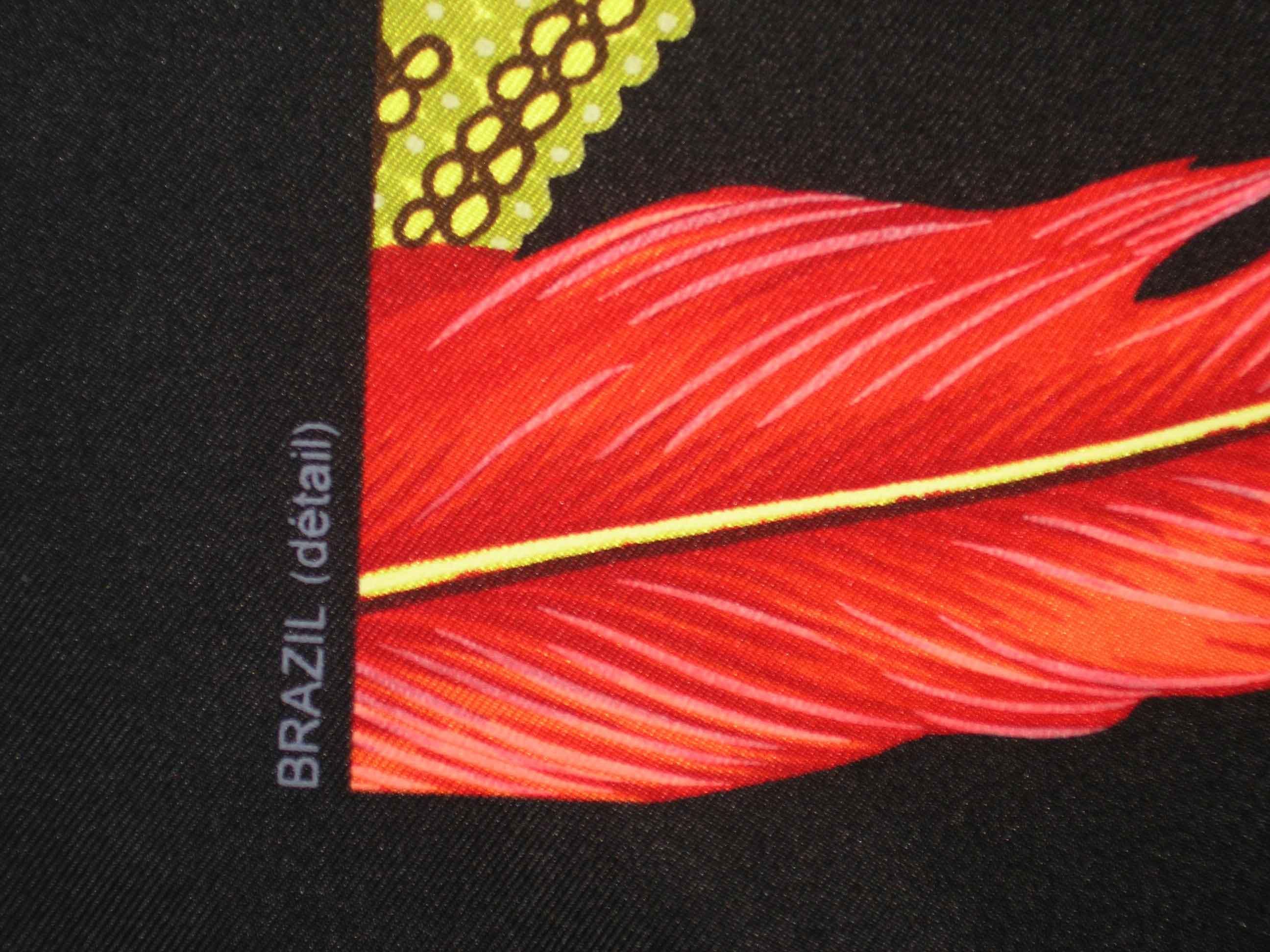 b1d632e46576 Brazil Detail Hermes Scarf - It s All Goode