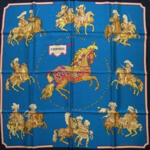 Carrousel Hermes Scarf