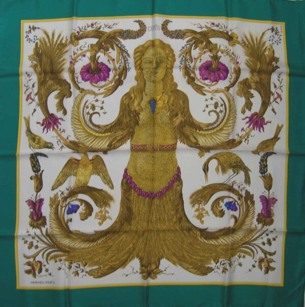 Ceres Hermes Scarf