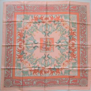 Early America Hermes Scarf