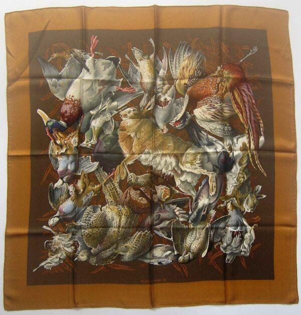Gibiers Hermes Scarf