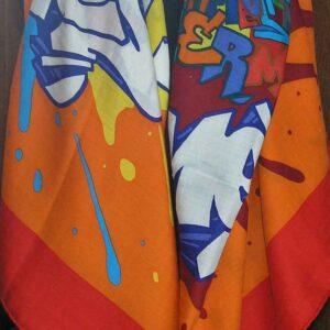 Graff 140cm Hermes Cashmere Shawl