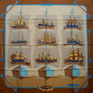 Grand Largue Hermes Scarf