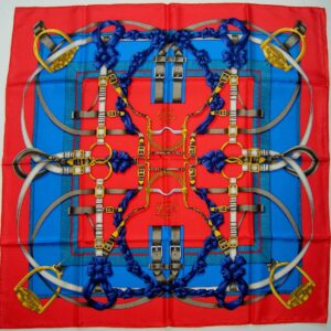 Grand Manege Hermes Scarf