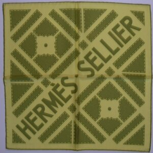 vintage Hermes scarf its all goode