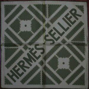 Hermes Sellier Pochette