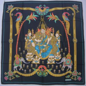 India Hermes Scarf