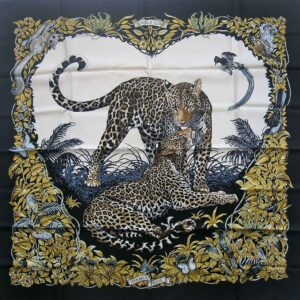 Jungle Love Hermes Scarf