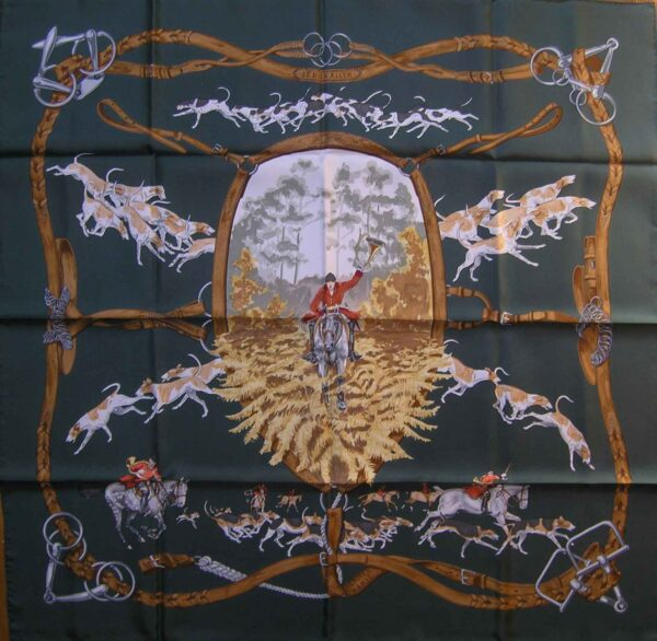 Le Bien Aller Hermes Scarf