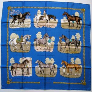 Les Robes Hermes Scarf