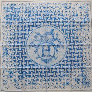 Mosaique au 24 Hermes Scarf