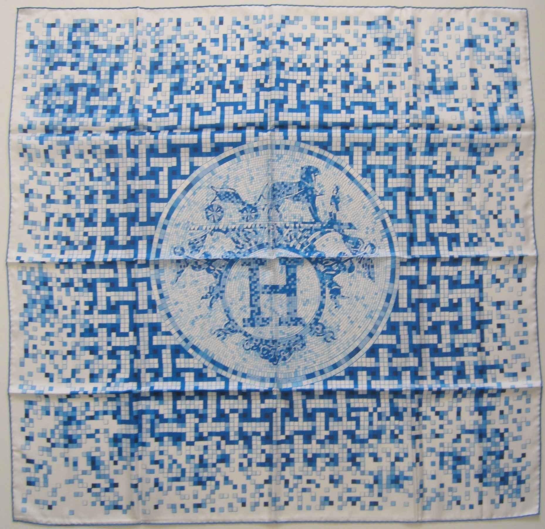 Mosaique Au 24 Hermes Scarf It S All Goode