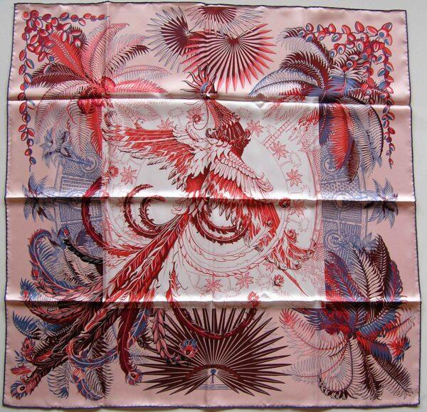 Mythiques Phoenix Hermes Scarf