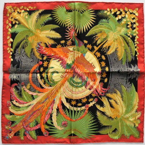 Mythiques Phoenix Hermes Pochette