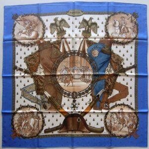 Napoleon Jacquard Hermes Scarf