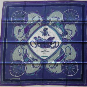 New Springs Hermes Scarf