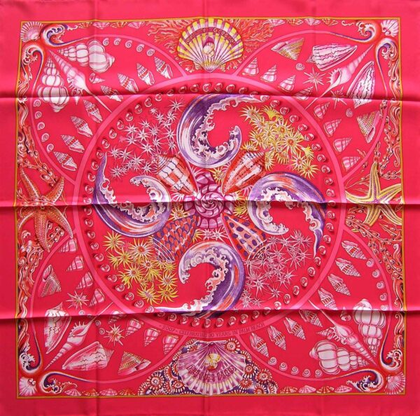 Parures Oceanes for Palm Beach Hermes Scarf