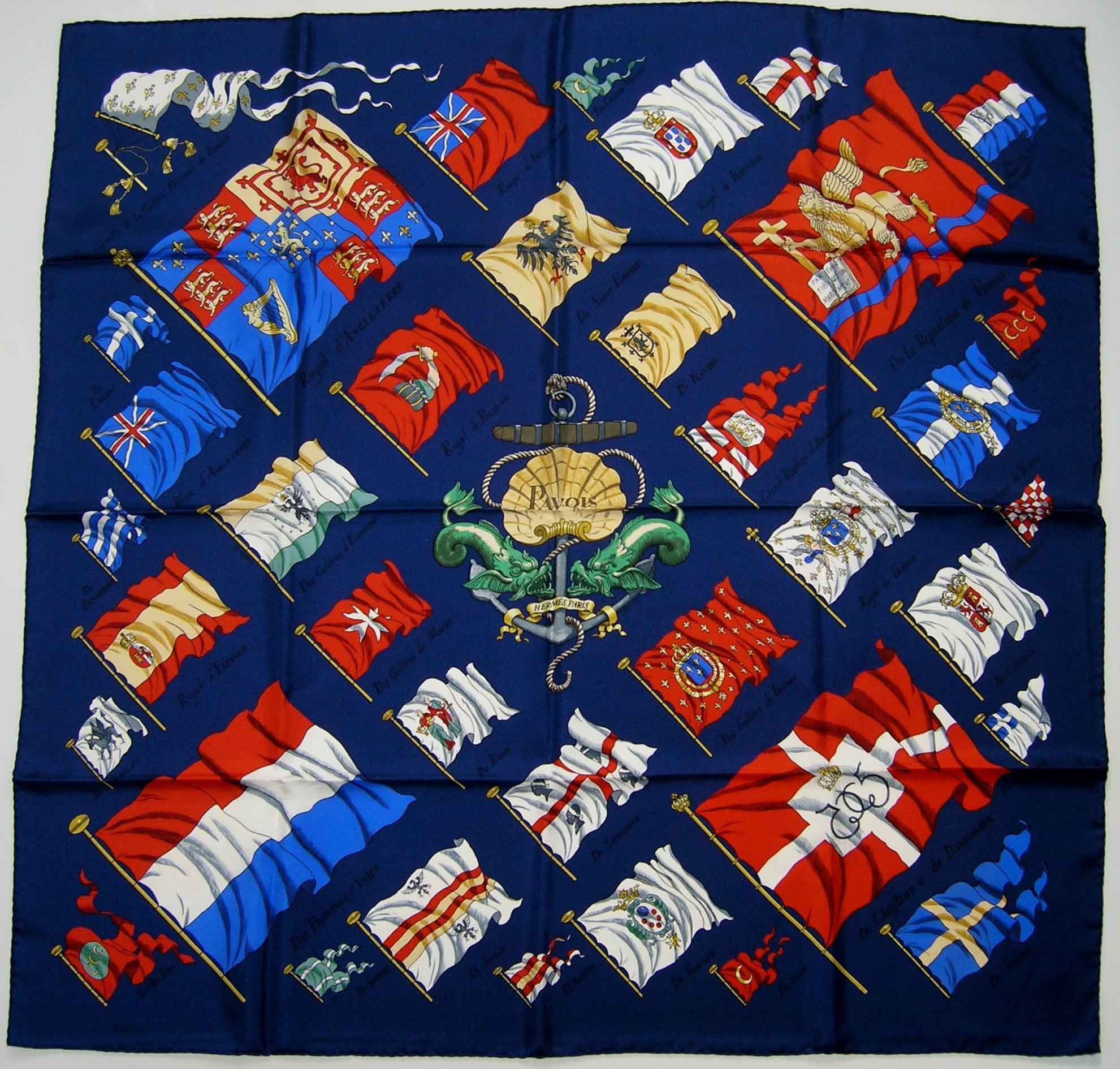 3a7b3b67671 Pavois Hermes Scarf - It s All Goode