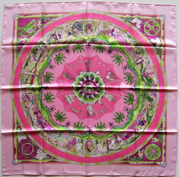 Per Astra ad Astra Hermes Scarf