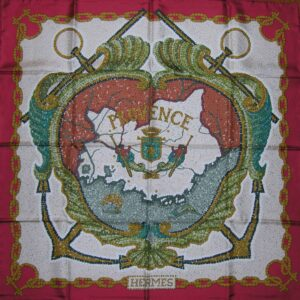 Provence Hermes Scarf