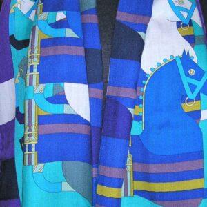 Rocabar Oblong Hermes Cashmere Stole
