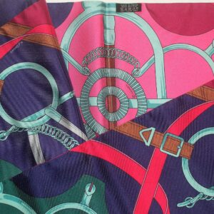 Eperon D'Or Hermes Maxi Twilly Scarf