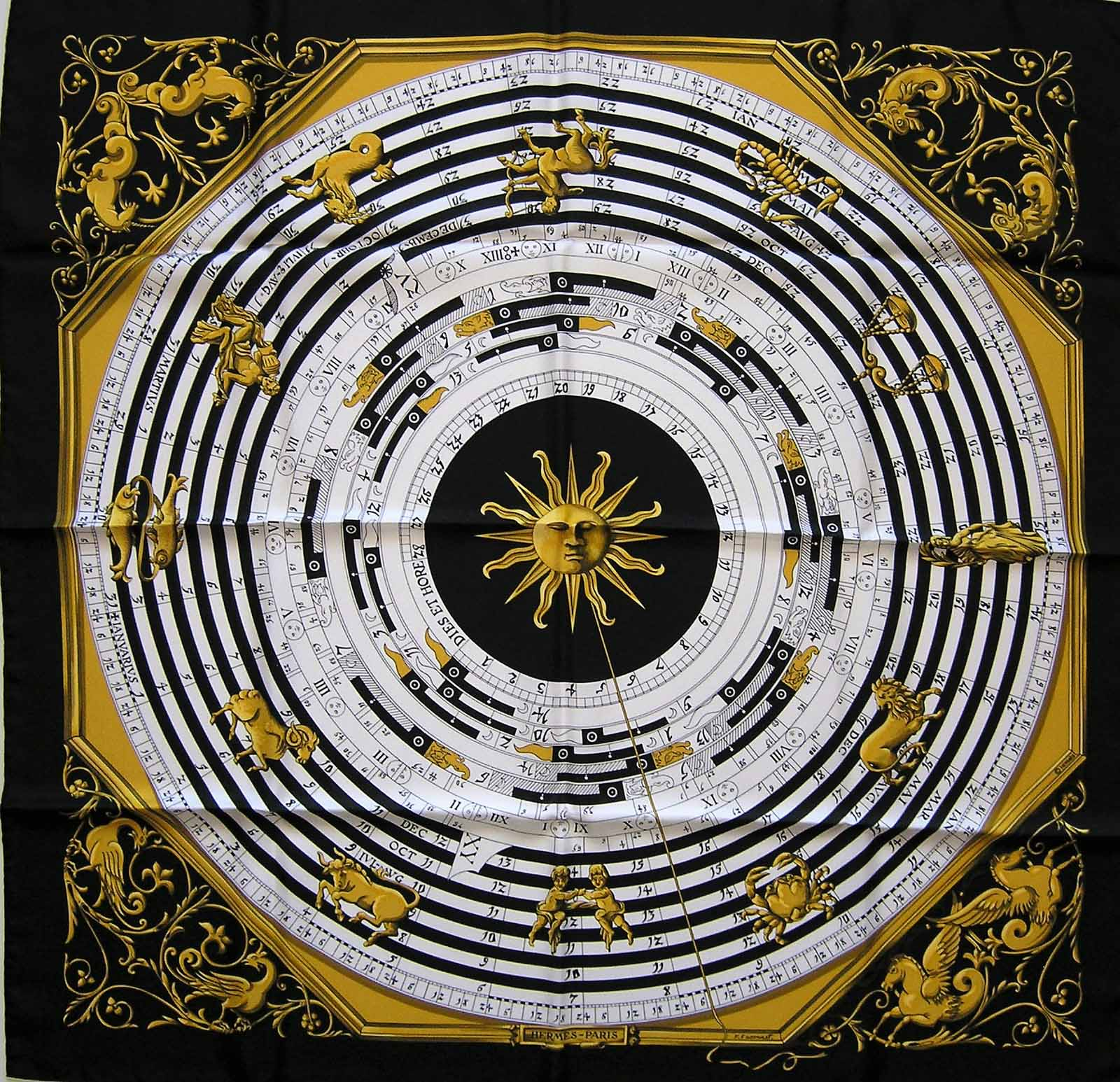 Astrologie Hermes Scarf It S All Goode