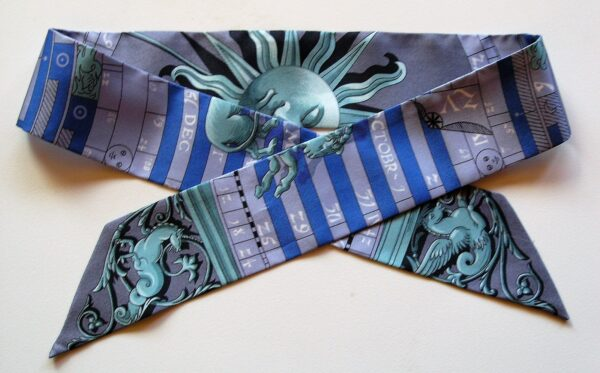 Astrologie Hermes Twilly Scarf