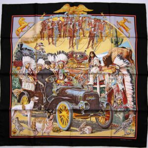 Concours d'Elegance Hermes Scarf
