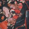 Fleurs et Papillons de Tissus Cashmere Hermes Shawl