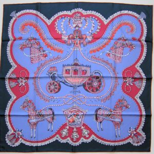 Paperoles Hermes Scarf