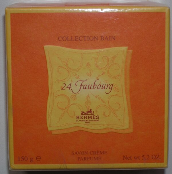 24 Faubourg Hermes Perfumed Soap