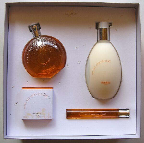 Elixir des Merveilles Hermes Gift Set