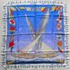 En Course Hermes Scarf 1989 Yannick Mannier