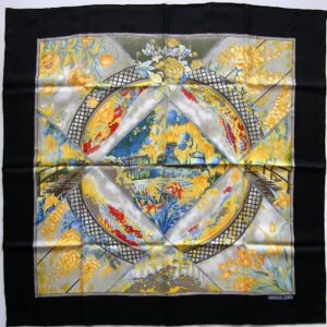 Giverny Hermes Scarf 1989 Toutsy Laurence Bourthoumieux
