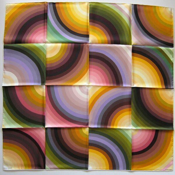 Marcelina Hermes Scarf 2011 Natalie Rich-Fernandez