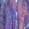 Tapis Persans Hermes Mousseline Chiffon Silk 140cm Shawl