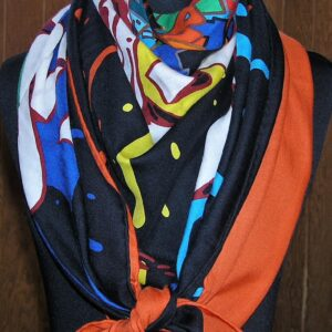Graff Hermes Cashmere Shawl GM by Kongo
