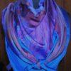Brazil 140cm Hermes Dip Dye Shawl