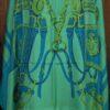 Brides de Gala 140cm Hermes Dip Dye Shawl