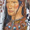 Cosmogonie Apache Hermes Cashmere Shawl