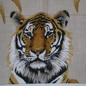 Tigre Royale Hermes Cashmere GM Shawl