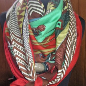 Coupons Indiens Hermes Cashmere Shawl