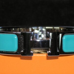 Clic Clac H Hermes Narrow PM Bracelet