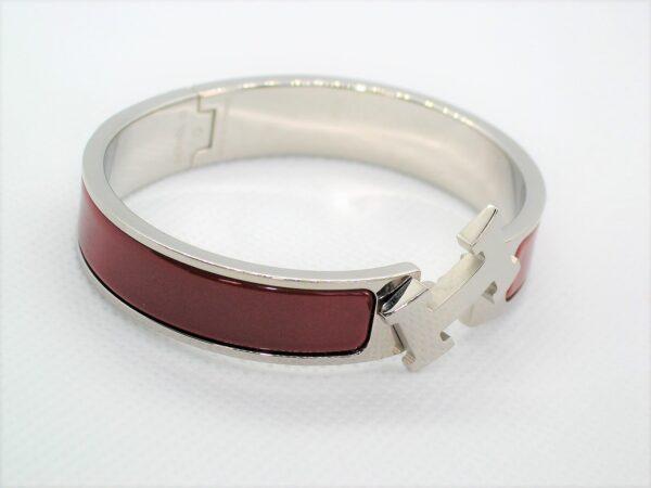 H Clic Clac Enamel PHW Hermes Bracelet