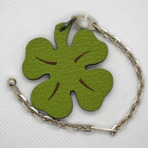 Charm Hermes Four Leaf Lucky