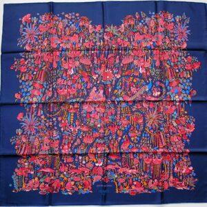 Legende Moghole Vintage Hermes Scarf 2008 Karen Petrossian