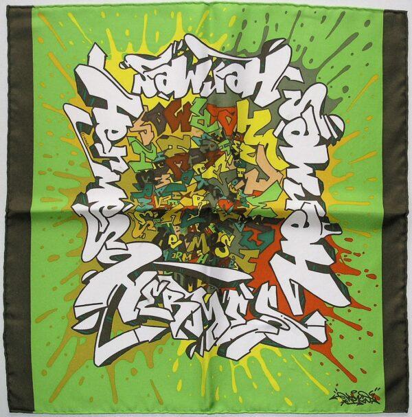 vintage Hermes scarf Graff Hermes Pochette 2011 Kongo
