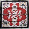 Vintage Hermes Scarf Les Leopards Hermes 2014 Christiane Vauzelles